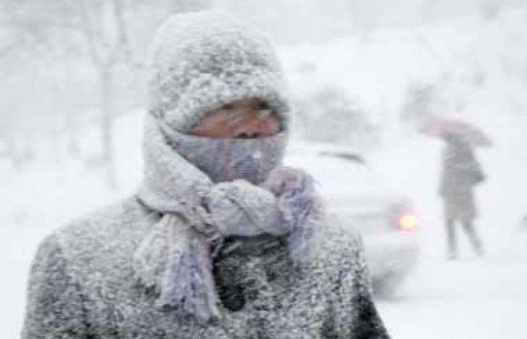 Три десятка вінничан стали жертвами холодів