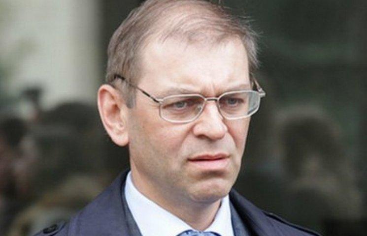 Пашинський особисто просив відпустити з СІЗО організатора тітушок Науменко