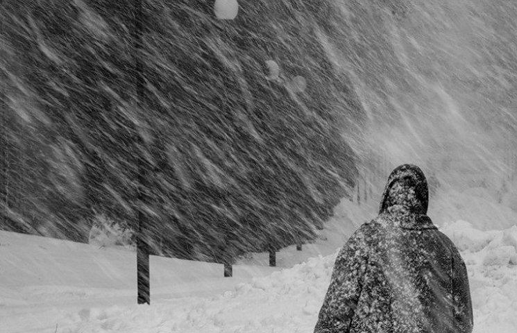 У Хмельницькому дрібний сніг йтиме весь…