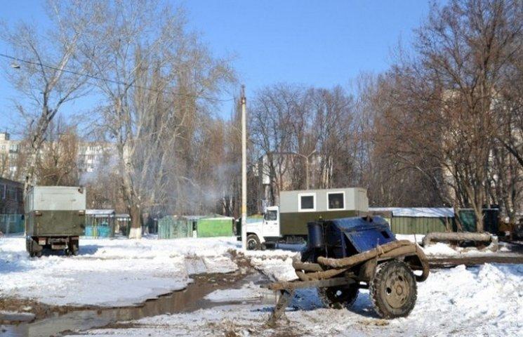В Одесі близько тисячі багатоповерхівок залишилися без води (ВІДЕО)