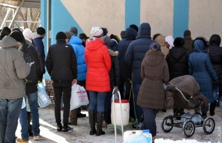 В Одесі жителі ще одного району залишились без води