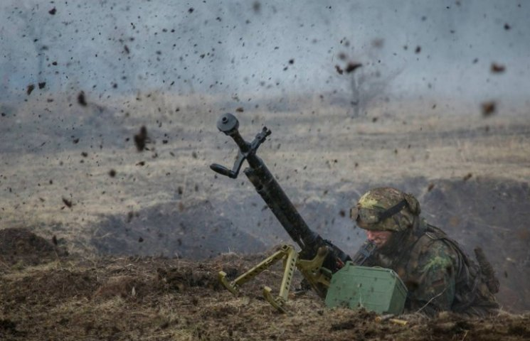 Гарячий Донбас. Де в АТО найбільше воювали на свята (КАРТА, ТАБЛИЦЯ)