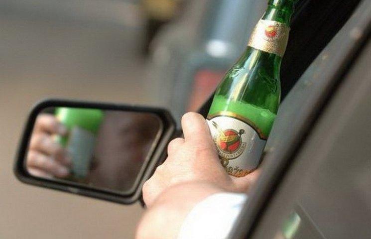 На Днепропетровщине задержано больше водителей под наркотиками, чем пьяных