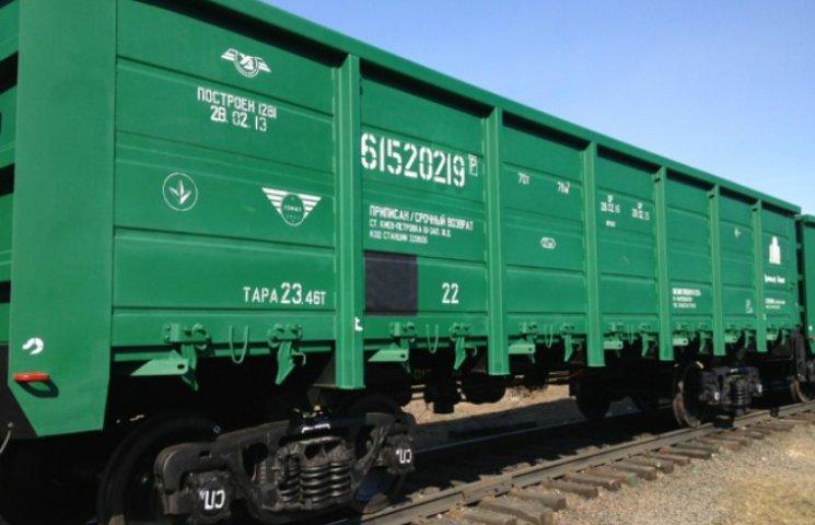 Вагоностроительный завод на Полтавщине увеличил выпуск грузовых вагонов в 3,8 раза