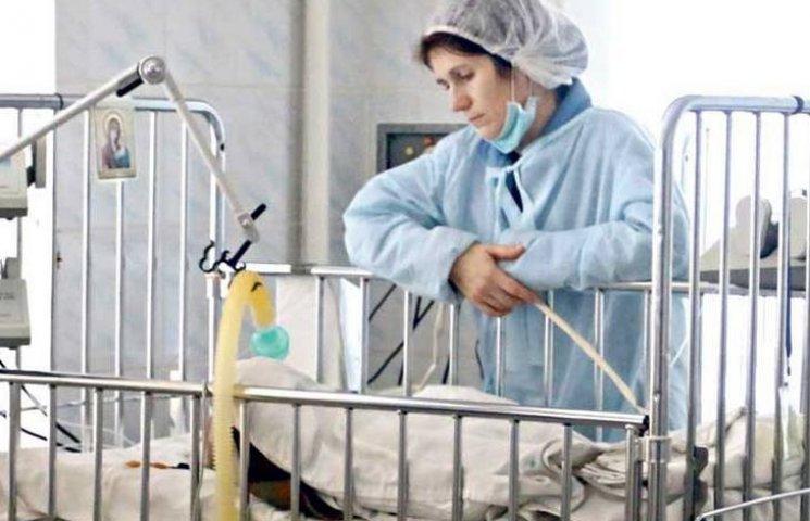 На Вінниччині маленьку дитину долікували до ампутації руки