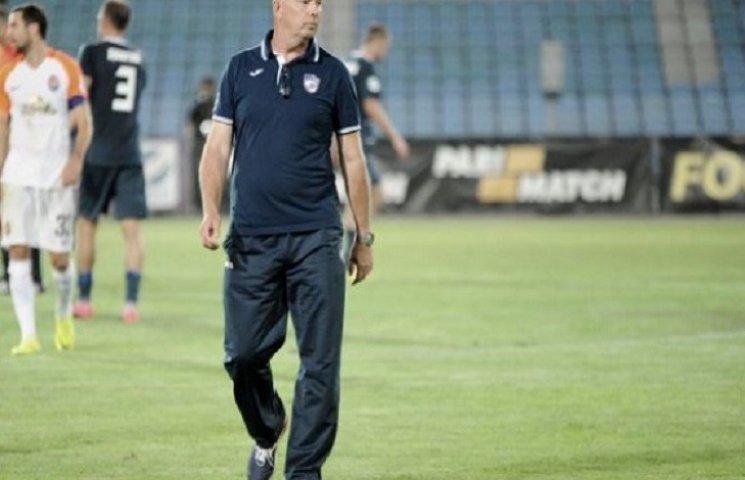 Команда Таруты осталась без главного тренера