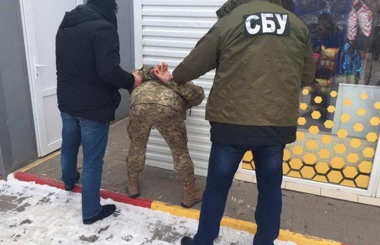 На Буковині на хабарі затримали керівника відділення прикордонної служби