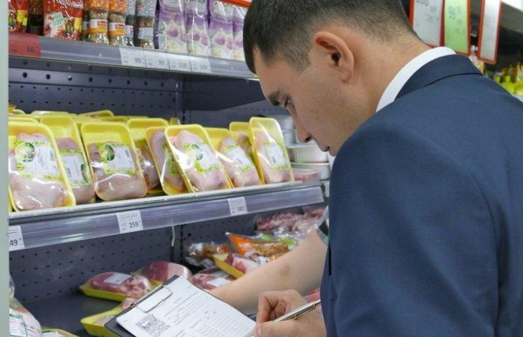 У Кременчуці продавців перевіряють на знання української