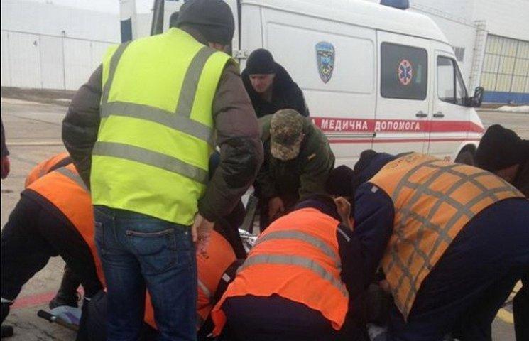 """Больницы Днипра принимали """"скорые"""" с бойцами АТО"""