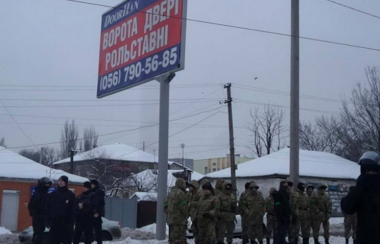 """""""Карманна"""" поліція Філатова заявляє про постраждалих у сутичках з """"тітушками"""""""