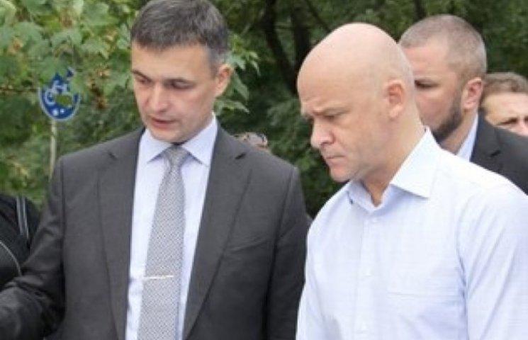 Труханов звільнив з посади свого віце-мера