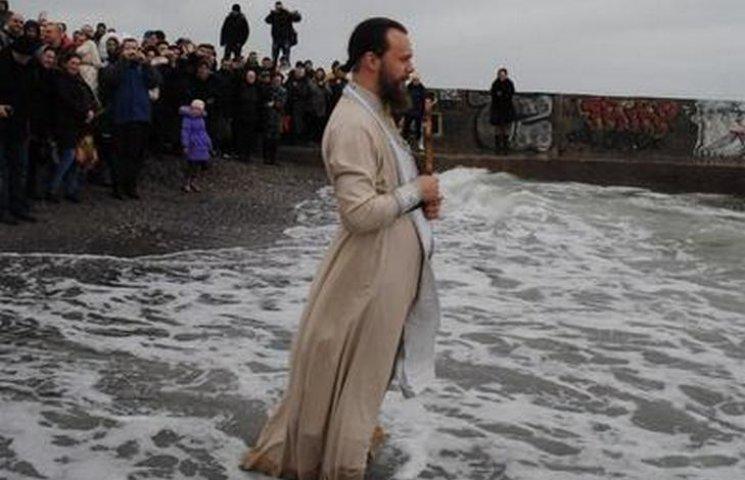 Стало відомо, на яких пляжах Одеси купатимуться на Водохреща