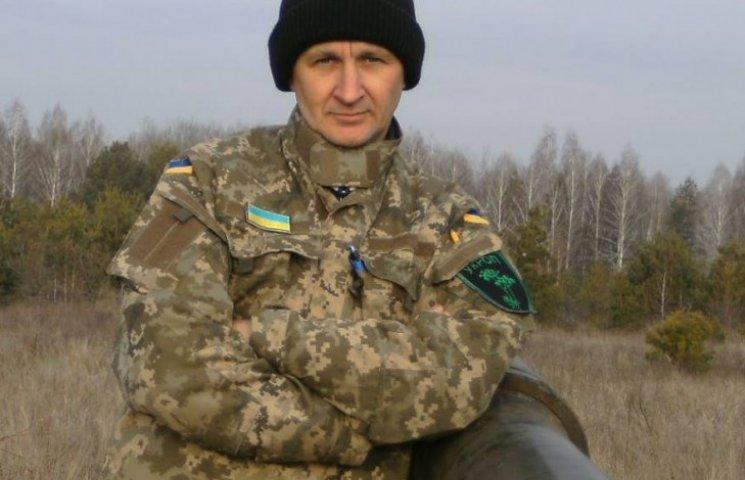 Військовий-поет Віктор Залевський: Від б…
