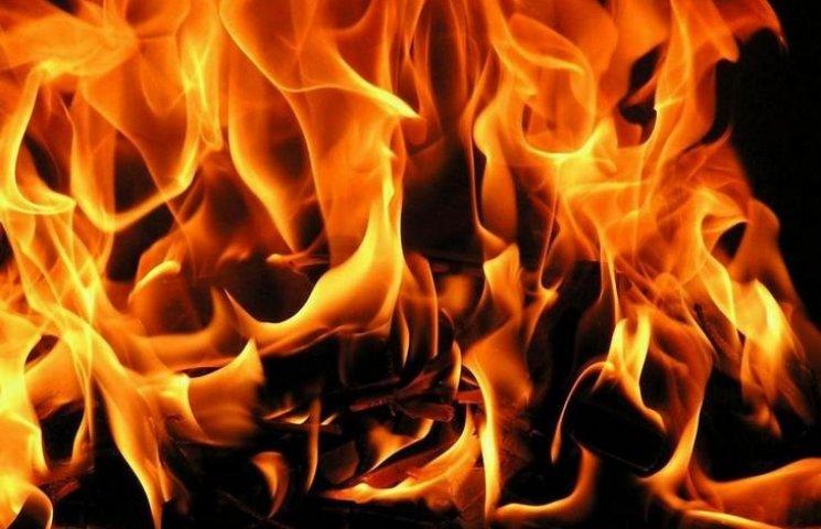 В Одесі внаслідок пожежі постраждала людина