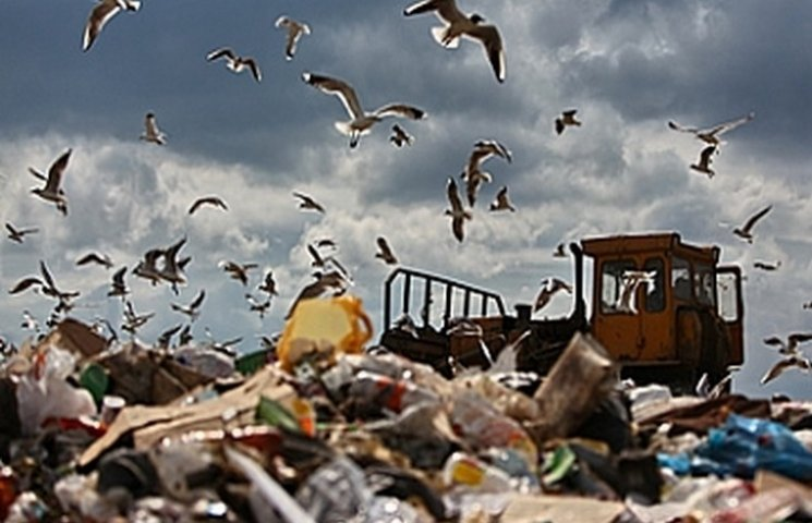 """Білгород-Дністровському на Одещині загрожує """"сміттєва"""" доля Львову"""