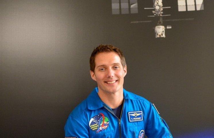 Астронавт з космічної станції показав кригу на узбережжі Одещини