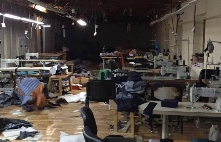 На Одещині викрили підпільні цехи з виробницва брендового одягу