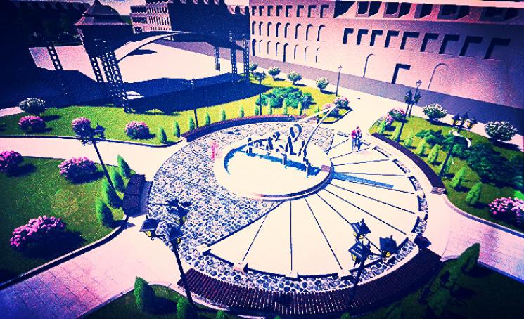 У Старому місті Кам'янця з'явиться сонячний годинник