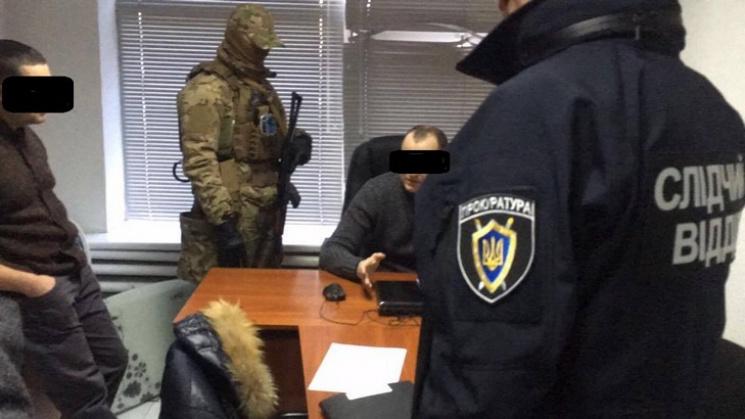 Спецслужбой схвачен один из управляющих поста Черноморск Одесской таможни