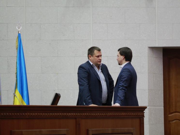 ВДнепре трое неизвестных безжалостно избили депутата— Ночная расправа
