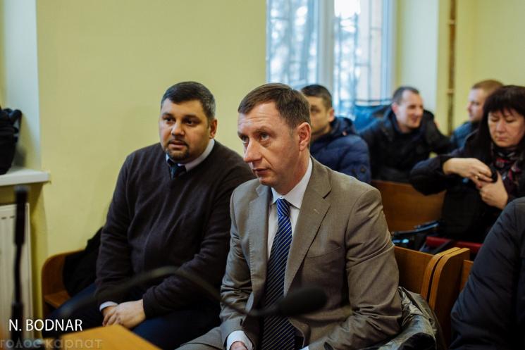 Генпрокуратура обжалует решение суда относительно меры пресечения заместителю главы города Ужгорода