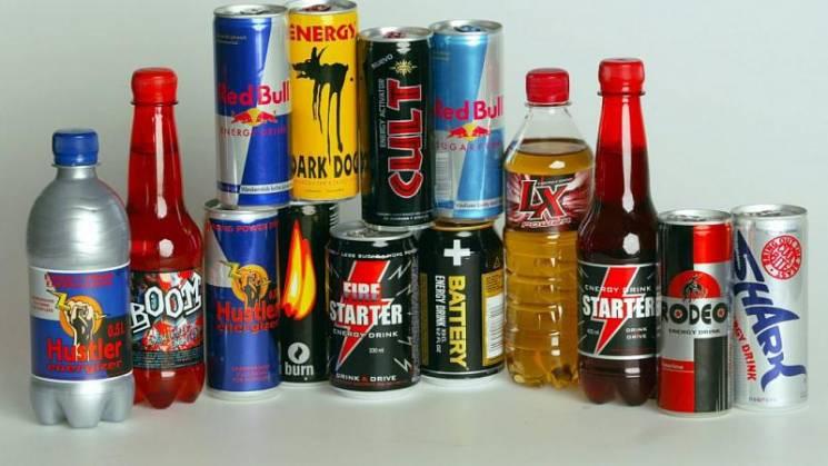На России запретили алкогольные энергети…