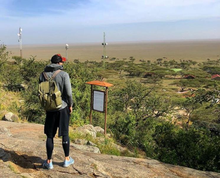 Українець провів поміж бегемотів в Африці найекзотичнішу відпустку в житті (ФОТОРЕПОРТАЖ)