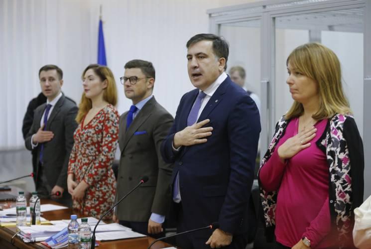 Суд над Саакашвілі: Коли Тимошенко назву…