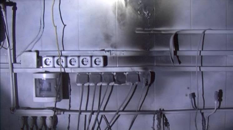 У лікарні Запоріжжя надзвичайна ситуація: димом огорнуло приміщення знемовлятами