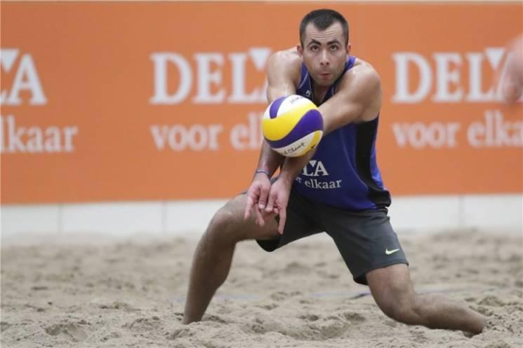 Запорізькі пляжні волейболісти вже відкрили сезон (ФОТО)