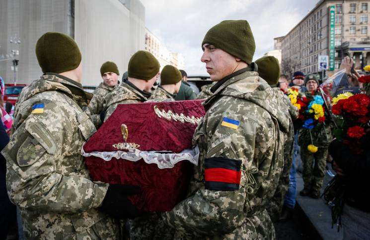 Відео дня: 27 українців, загиблих на Донбасі, ще троє - в Росії