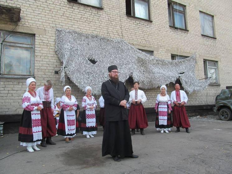 Запорізький священик УПЦ МП пішов з церкви після обструкції за українську мову