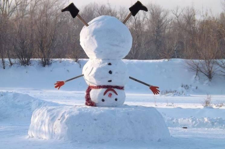 Морози й сніг чекають Україну вже найближчими днями
