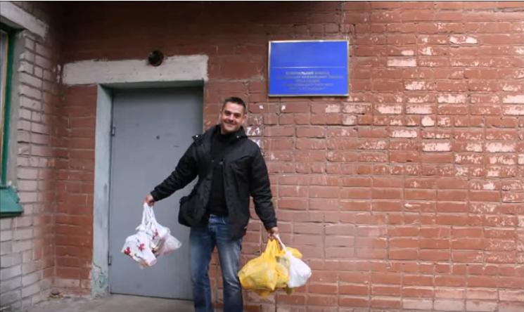 """ACF або """"Рух проти голоду"""": Кого насправді кинули на підвал в """"ЛНР"""""""
