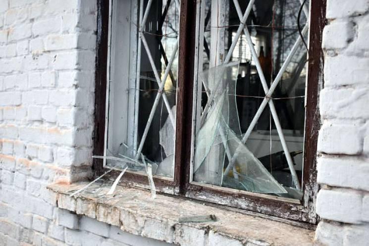 На Кропивниччині невідомі розбили вікна в редакції тижневика