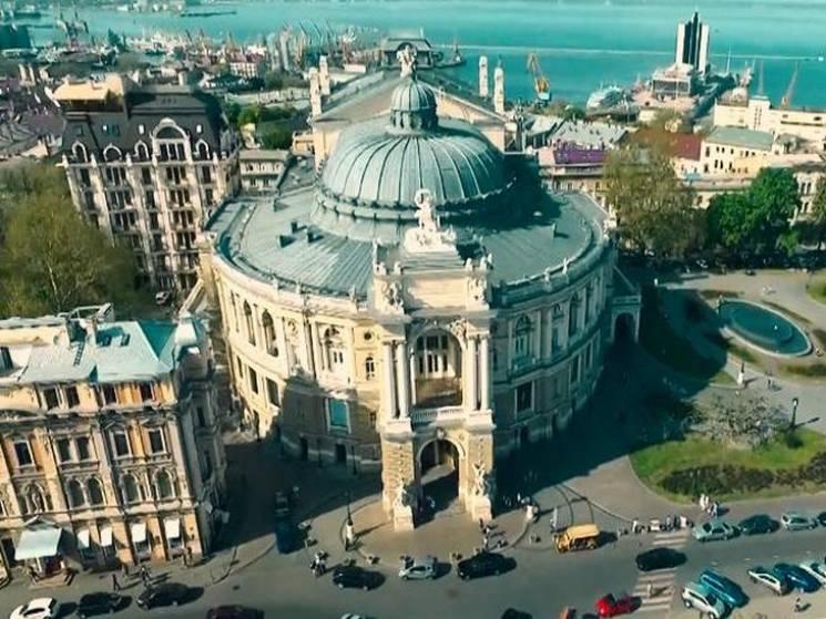 В мерії розповіли, чого вирішили витратити 5,5 мільйонів на зйомку Одеси з висоти пташиного польоту
