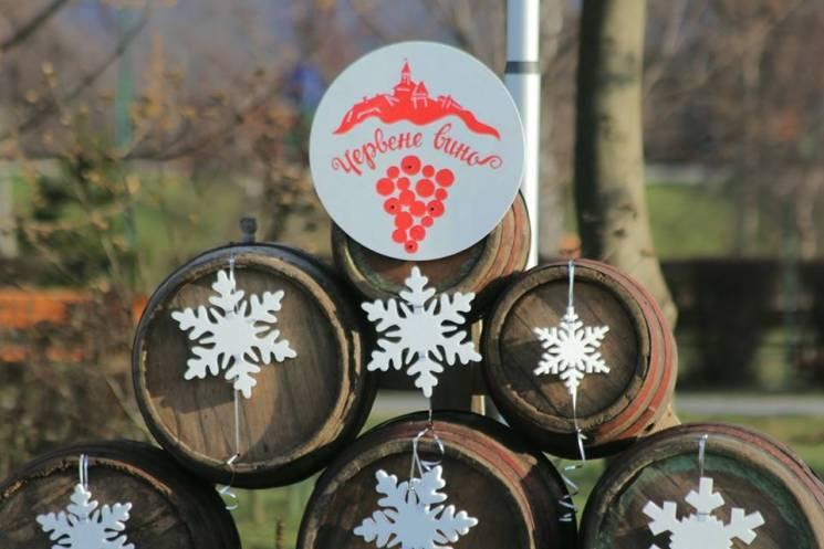 """Кращих виноробів на """"Червеному вині"""" оголосять у неділю"""