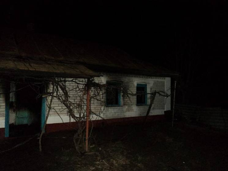 На Вінниччині курець підпалив будинок