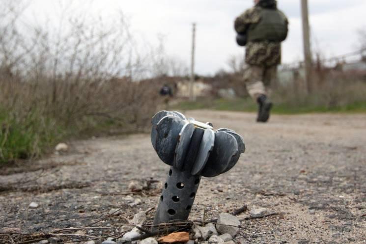 Волонтер з Дніпра повідомив про втрати бойовиків на Світлодарській дузі