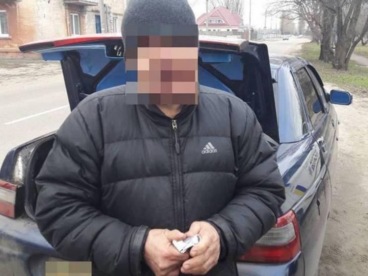 """У Кременчуці затримали водія """"під кайфом"""" та без прав"""