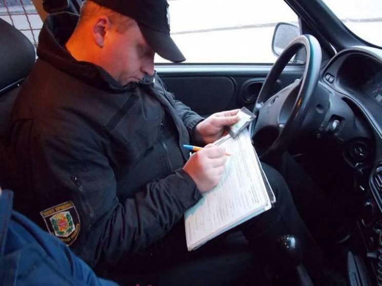 У Миргороді поліцейські посилили контроль за дотриманням ПДР