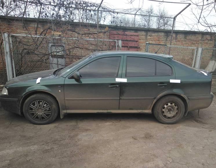 На Кропивниччині підлітка підозрюють у крадіжці авто