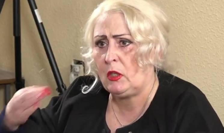 Штепа розповіла, як її зацілували на ринку у Слов'янську (ВІДЕО)