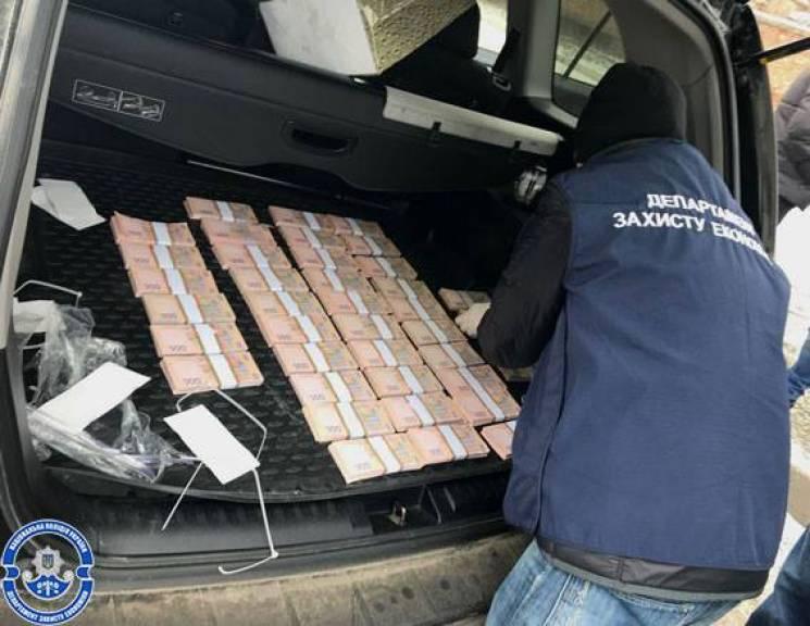 Чиновники «Кировоградгаза» погорели навзятке в2 млн грн