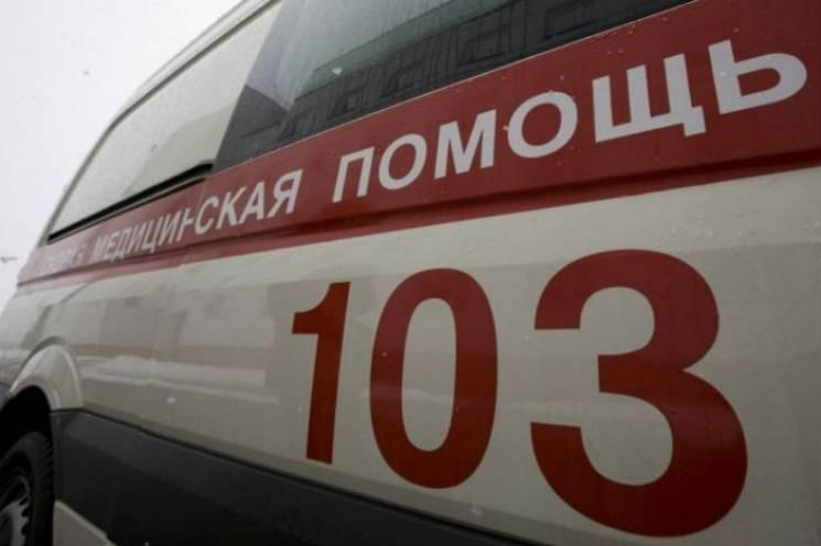 ВОдессе задержали нетрезвых мед. сотрудников, которые неоказали помощь мужчине