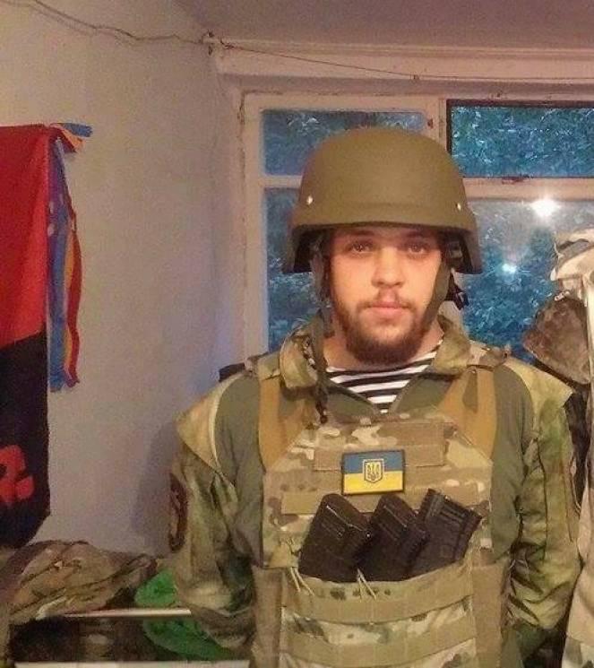 Узоні АТО загинув колишній студент львівської семінарії