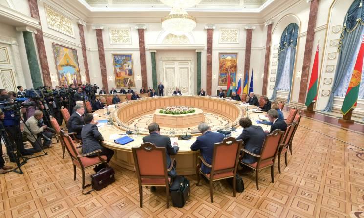 Трамп хоче перенести переговори про Донбас з Мінська