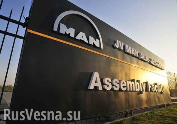 Кримський суднобудівний завод вобхід санкцій отримав німецькі генератори