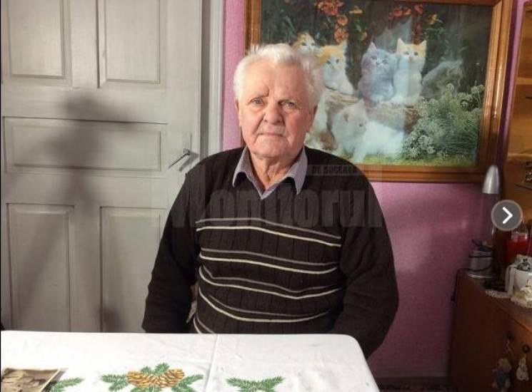 Гражданин Румынии раскрыл, как стал крестником Гитлера— Крестный отец