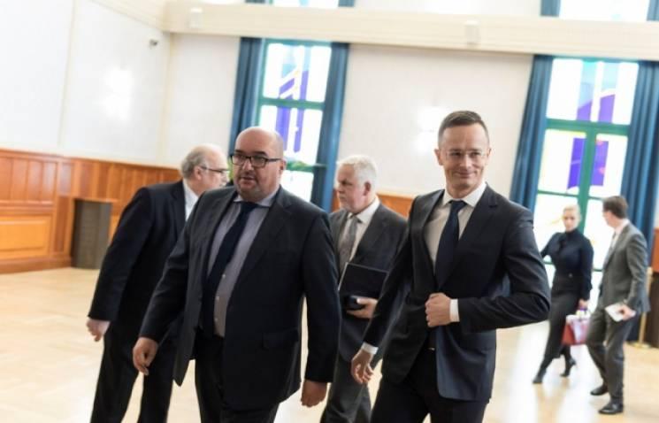 Венгрия продолжит перекрыть разговор Украины сНАТО